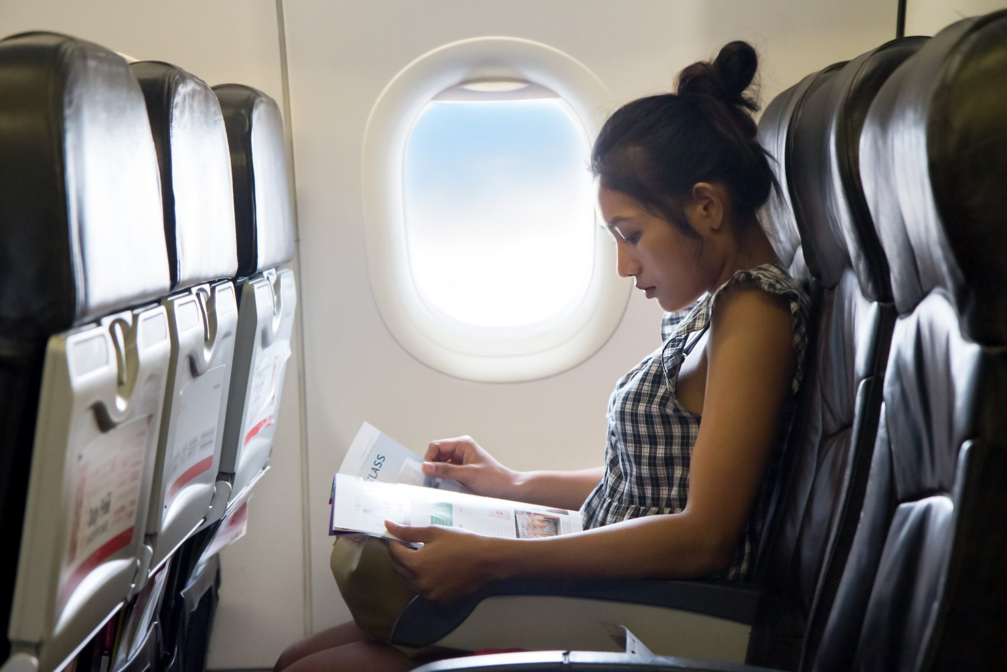 Believe it or not air travel at 38,000 feet can cause your skin to tan