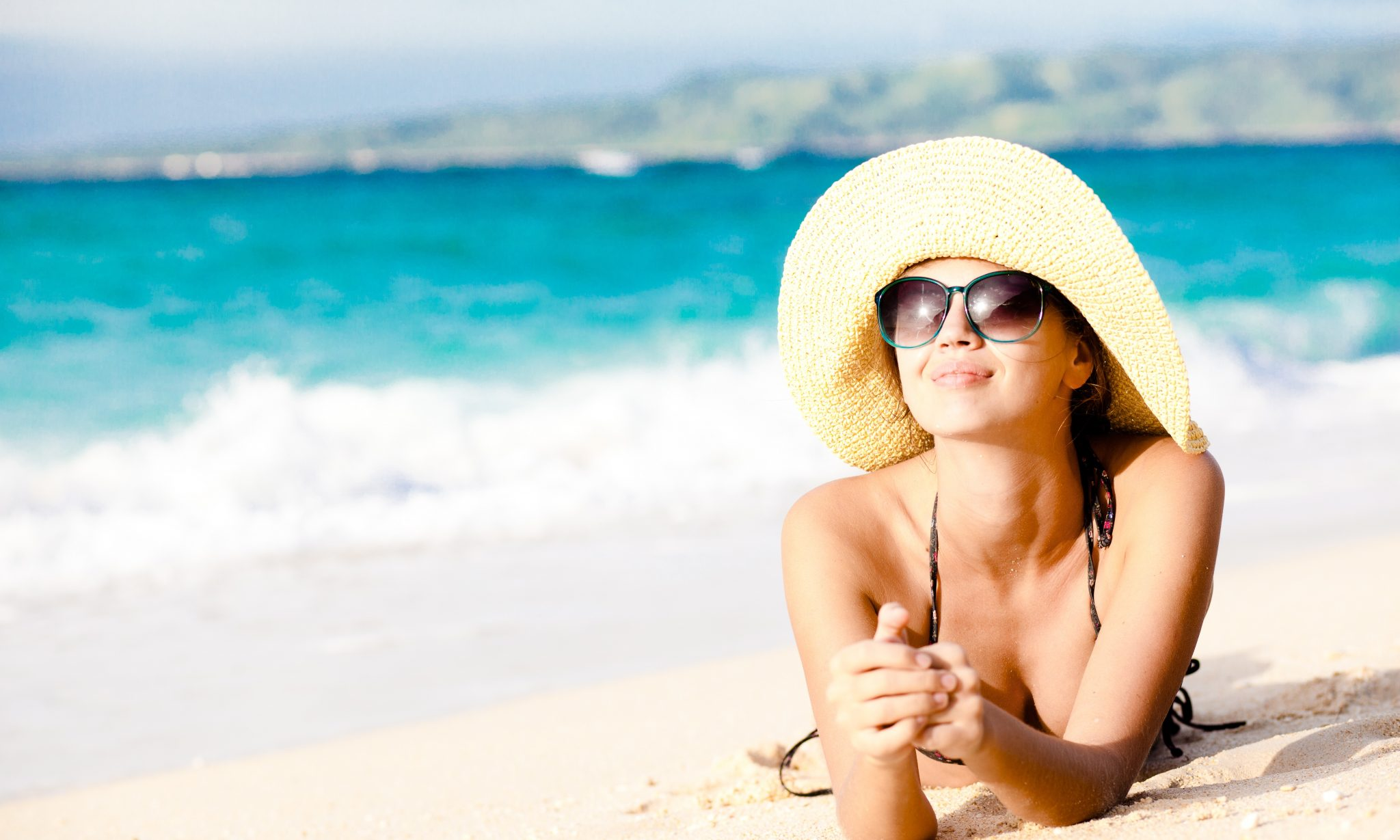 Skincare Essentials: The beach holiday